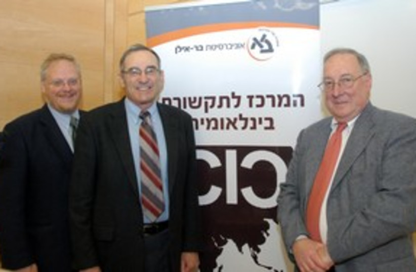 Public Diplomacy Conference 311 (photo credit: Meshoolam Levy)