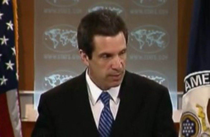 US State Departement Spokesman Mark Toner 311 (photo credit: US State Department)