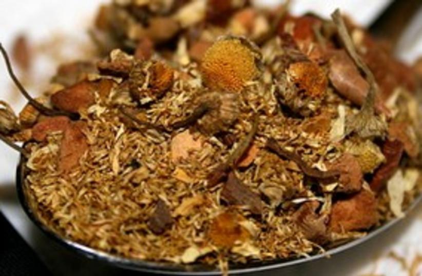 Chamomile Tea leaves (photo credit: Courtesy)