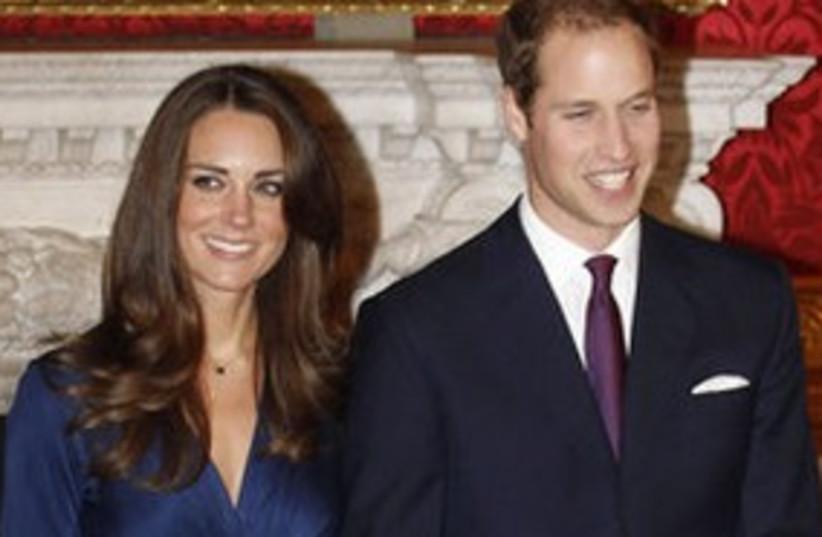 Kate Middleton (photo credit: Reuters)