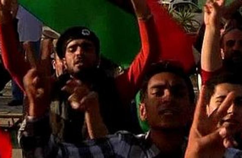 libyan rebels 311 (photo credit: REUTERS)