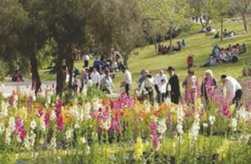 Botanical gardens 250 (photo credit: Courtesy)