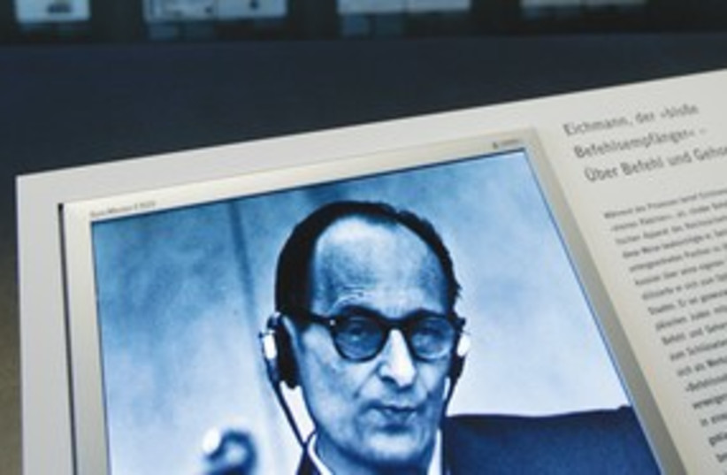 eichmann trial_311 (photo credit: Reuters)