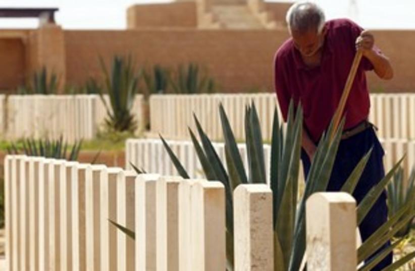 Tobruk Libya2 311 Reuters (photo credit: REUTERS/Andrew Winning)