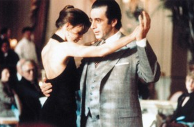 Al Pacino in Scent of a Woman _311 (photo credit: Courtesy)