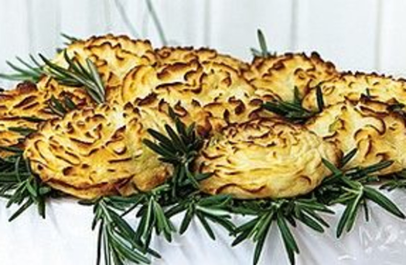 passover food (photo credit: courtesy)