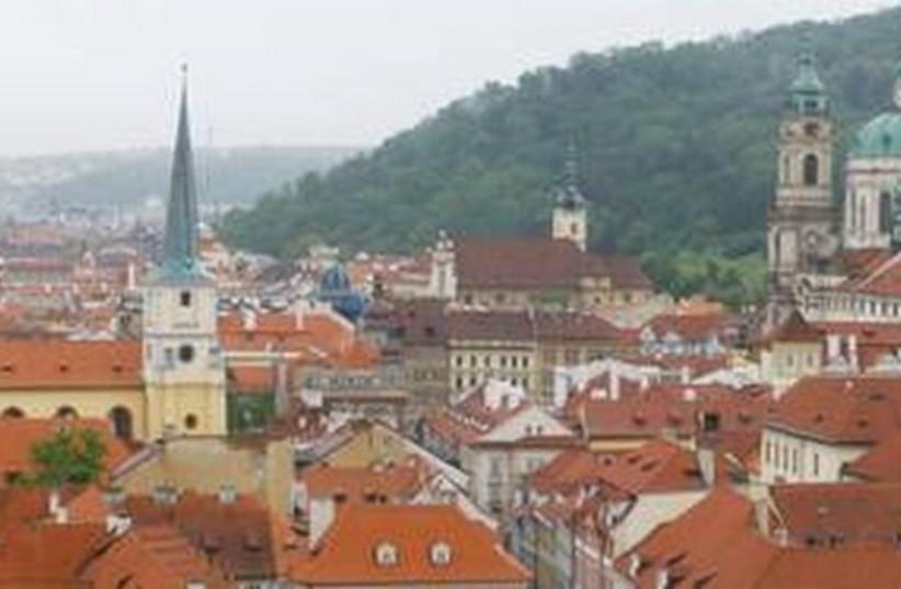 Prague 521 (photo credit: YAAKOV LAPPIN)