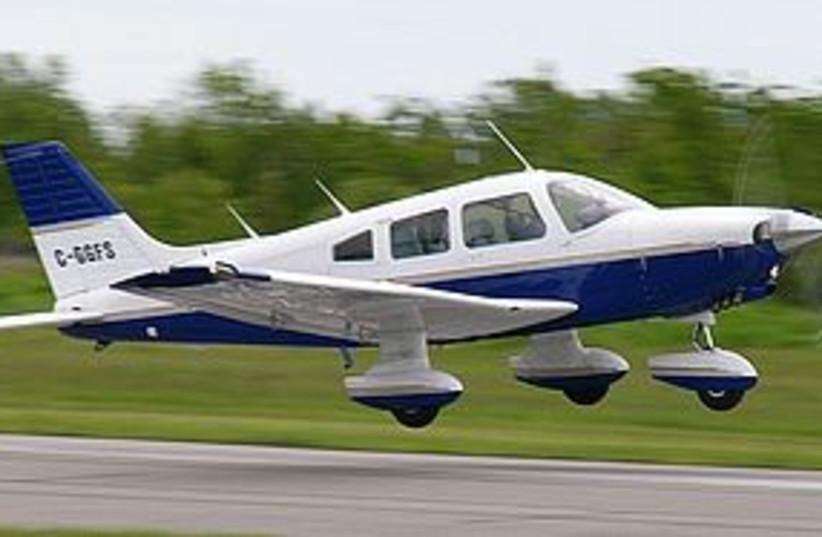 cherokee light aircraft 311 (photo credit: Wikimedia Commons)