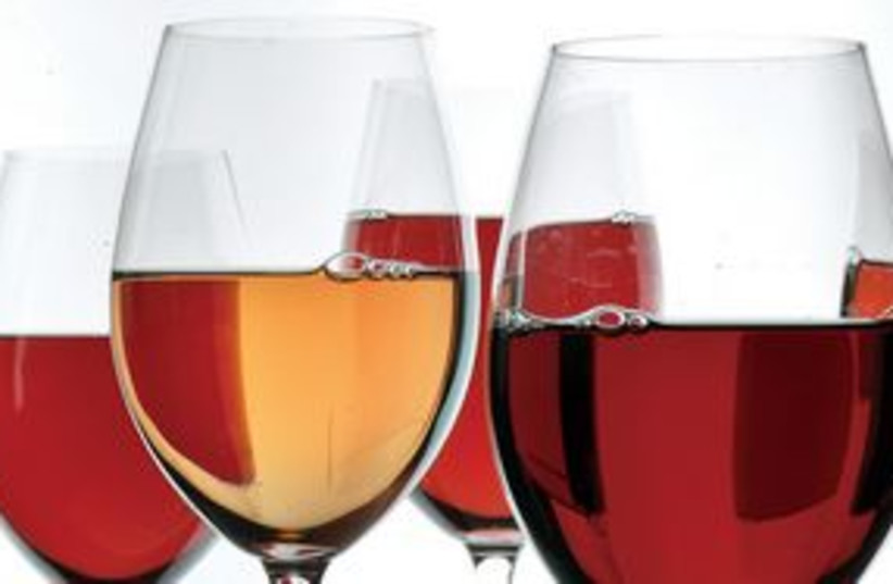 Wine for Pessah (photo credit: courtesy)