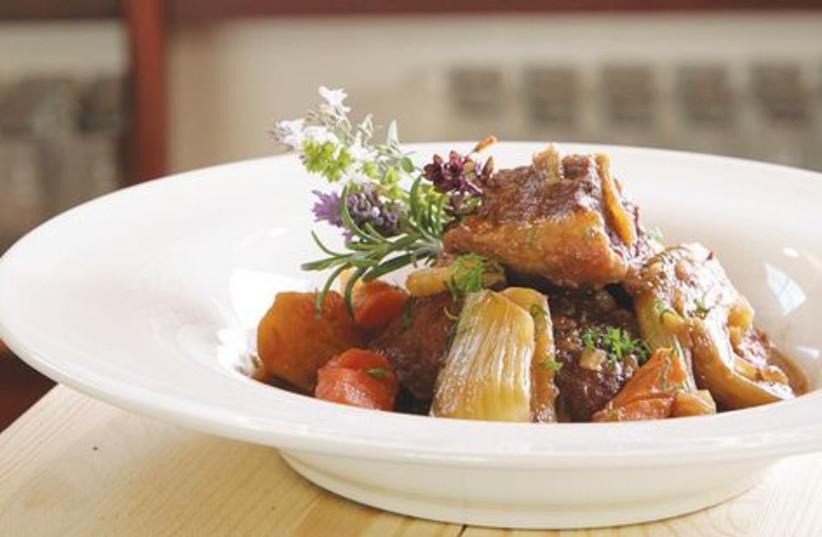 Gaya dish 521 (photo credit: Courtesy)