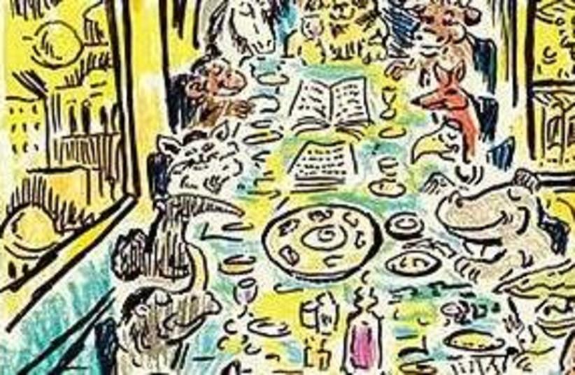 Seder books 311 (photo credit: courtesy)