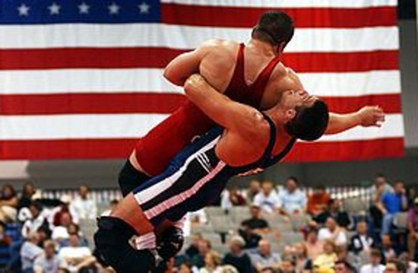 wrestling 311 (photo credit: courtesy)