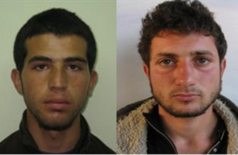 Suspects in Fogel, Itamar massacre_311 (photo credit: Courtesy)