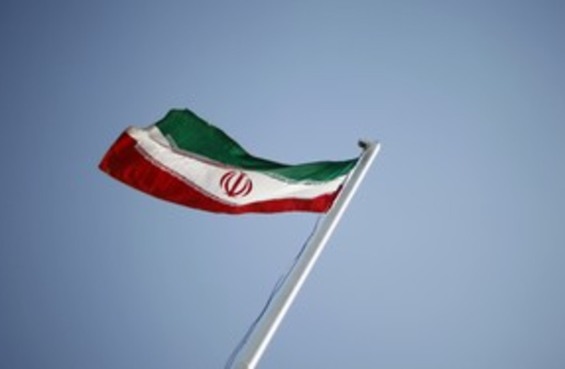 Iranian Flag (R)_311 (photo credit: Reuters)