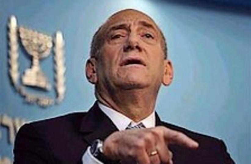 Olmert 224.88 (photo credit: AP [file])
