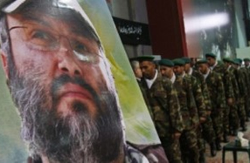 Hezbollah Imad Mughniyeh 311 (R) (photo credit: Reuters)