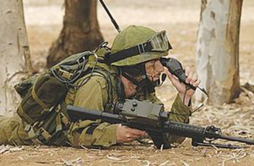 lappin 311 (photo credit: IDF)