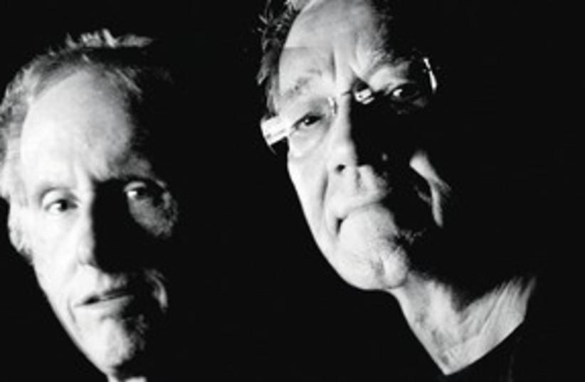 Doors members Ray Manzarek, Robby Krieger 311 (photo credit: Courtesy)