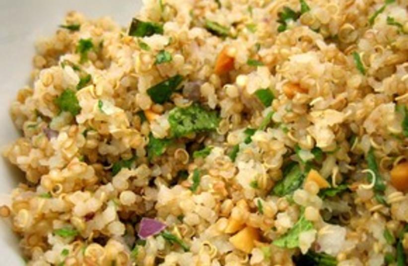 Quinoa 311 (photo credit: Courtesy)