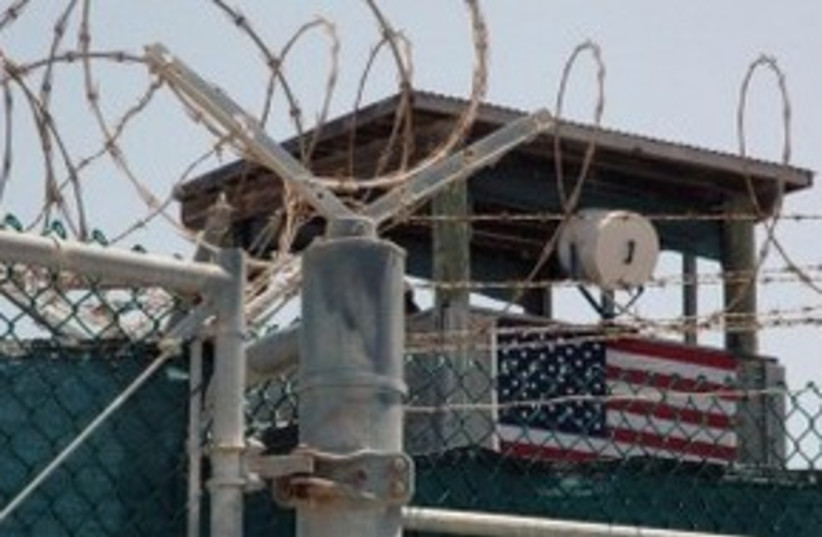 GTMO Guantanamo Prison_311 (photo credit: Reuters)