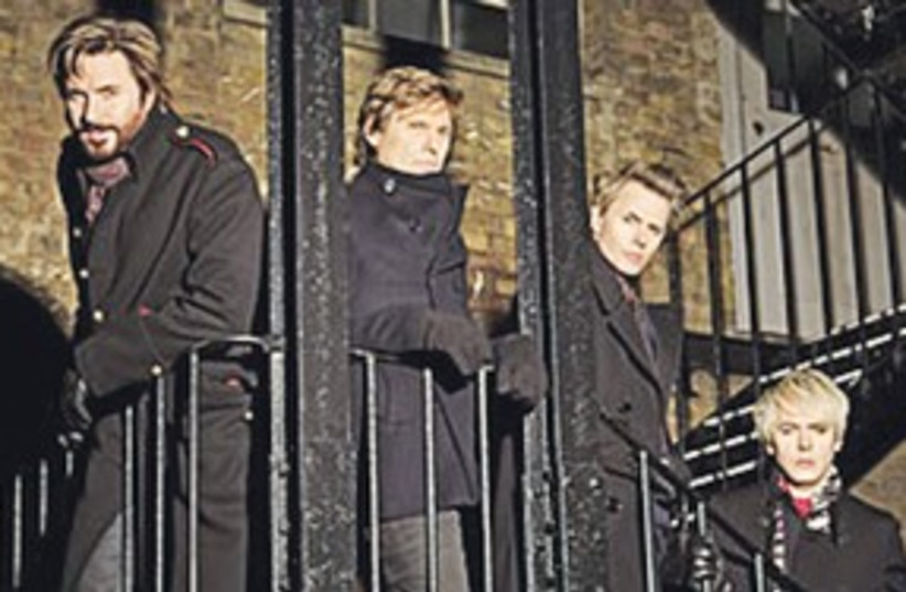Duran Duran 311 (photo credit: Courtesy)