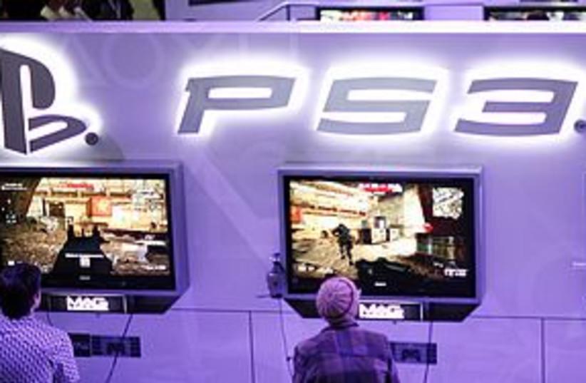 playstation 311 (photo credit: REUTERS)
