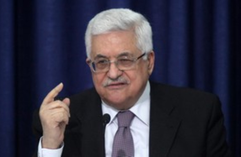 mahmoud abbas_311 (photo credit: Marc Israel Sellem)