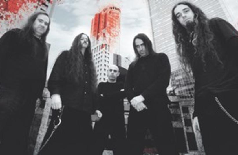 Rock band Salem 311 (photo credit: Courtesy)