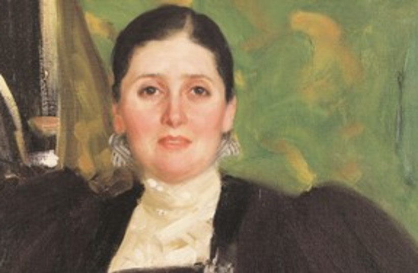 PORTRAIT of Martha Liebermann 311 (photo credit: WikiCommons)