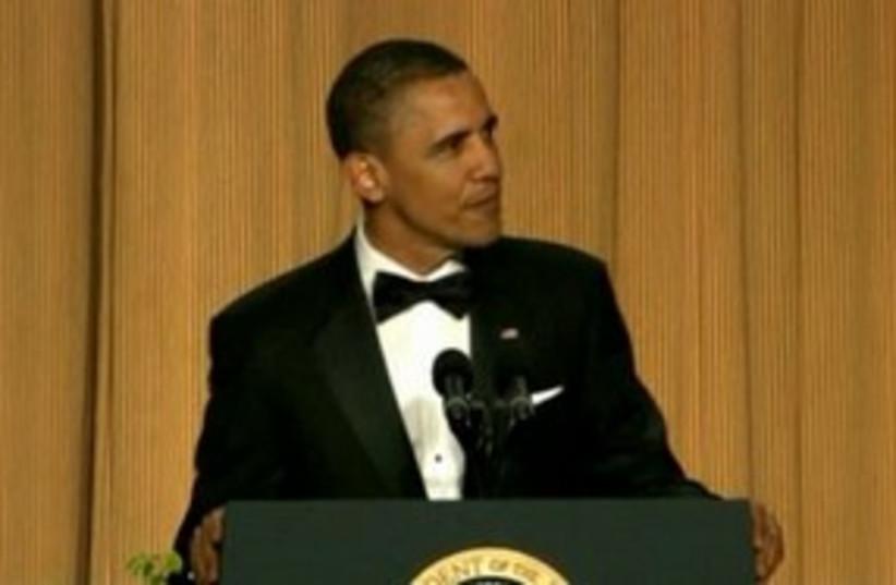 US President Barack Obama 311 (R) (photo credit: REUTERS)