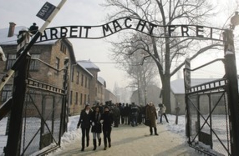 Auschwitz 311 (photo credit: REUTERS/Kacper Pempel)