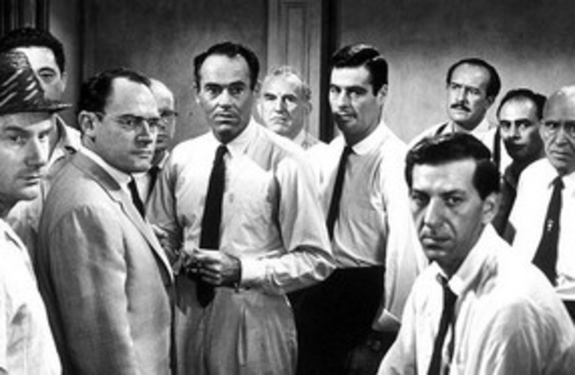 12 Angry Men 311 (photo credit: Courtesy)