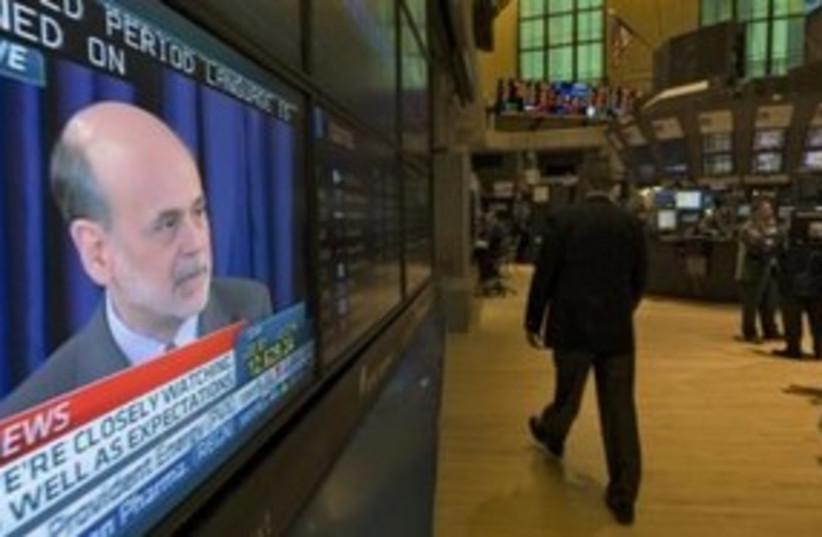 NY Stock Exchange 311 (photo credit: REUTERS)