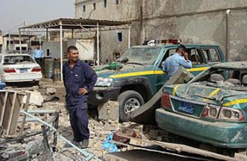 iraq bomb 311 (photo credit: REUTERS)