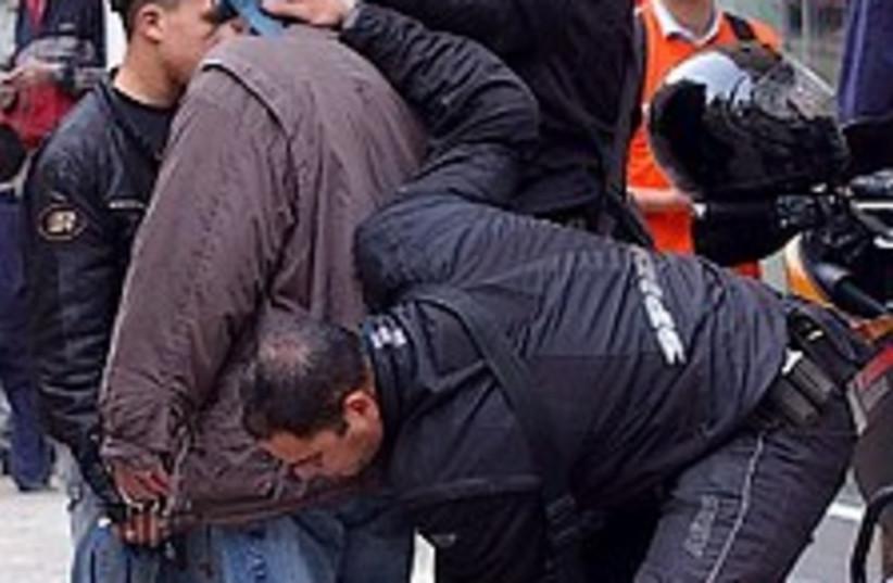 security guard 224.88 (photo credit: Ariel Jerozolimski [file])