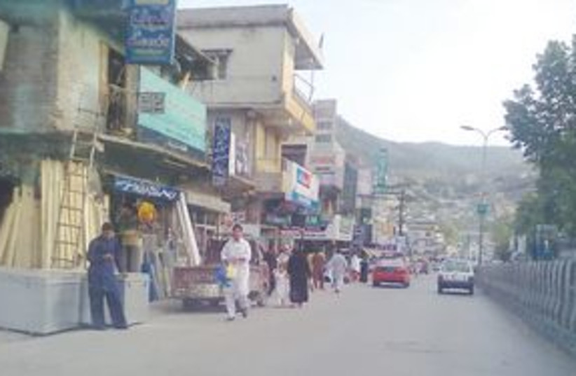 Abbottabad Pakistan 311 (photo credit: Amer Farooq)