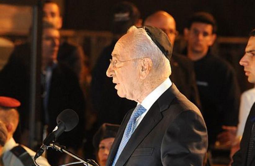 Sunday's Yom Hazikaron ceremony at  Western Wal