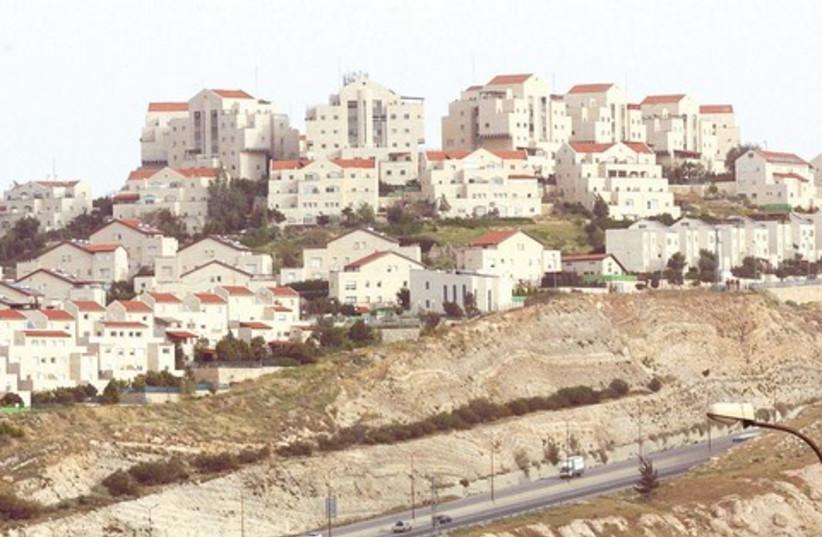 Ma'ale Adumim 521 (photo credit: Marc Israel Sellem)