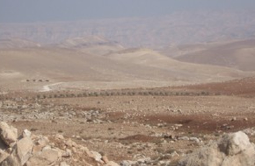 Minya Dump Site 311 (photo credit: Civil Administration)