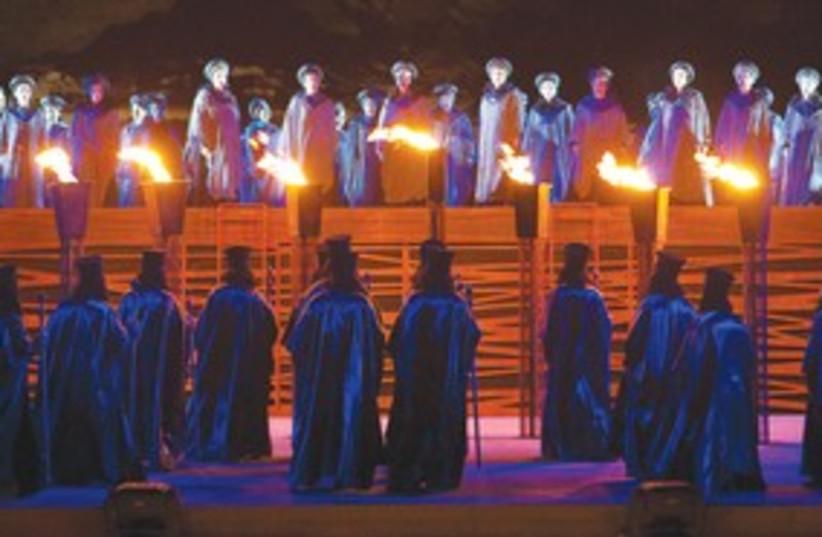 Israel National Opera 311 (photo credit: Reuters)
