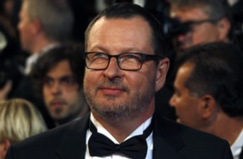 Director Lars Von Trier (photo credit: Reuters)