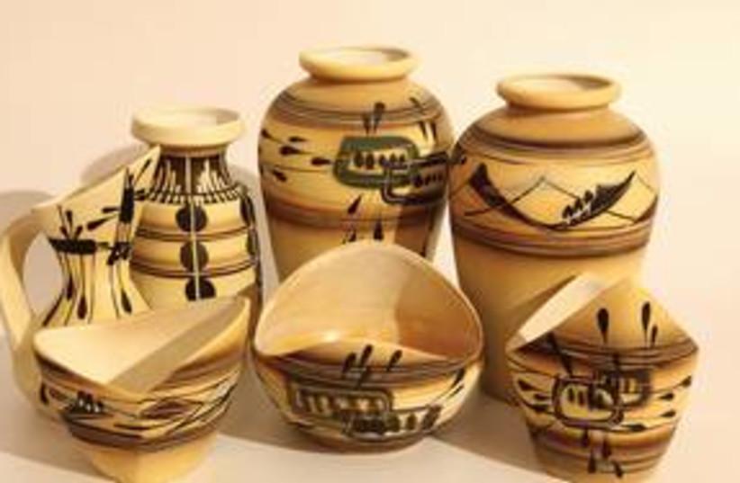 Ben Baroch pottery_311 (photo credit: Courtesy)
