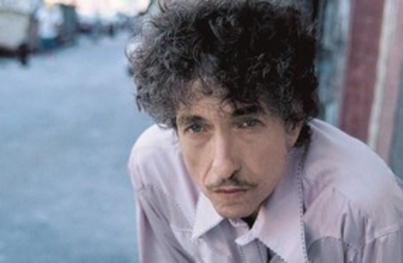 Bob Dylan 311 (photo credit: Courtesy)