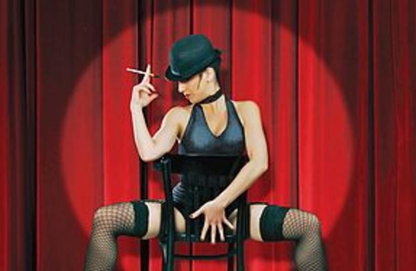 Cameri theater cabaret 311 (photo credit: courtesy)
