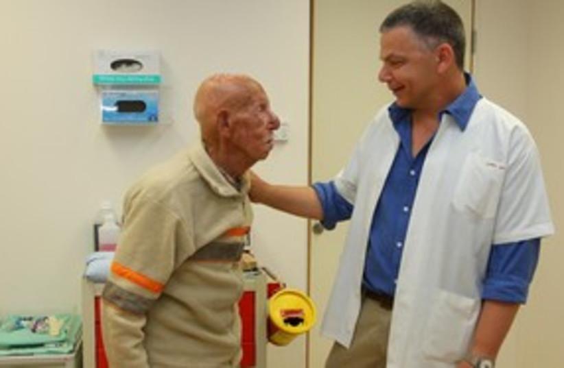 New Nose 311 (photo credit: Rambam Medical Center)