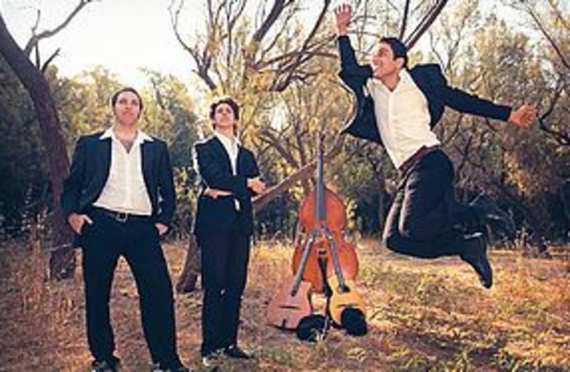 Swing de Gitanes 311 (photo credit: Ronen Goldman)