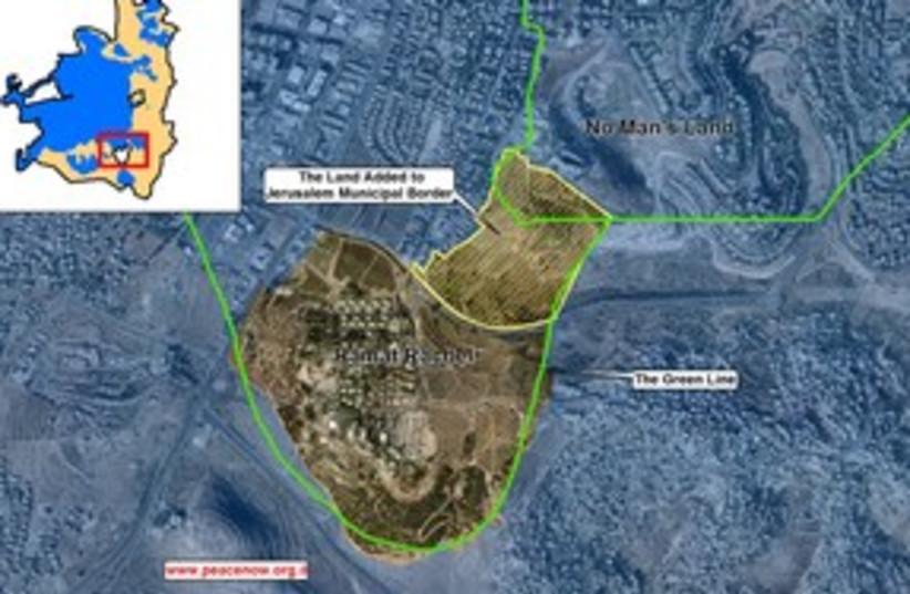 kibbutz ramat rahel area_311 (photo credit: Courtesy Peace Now )