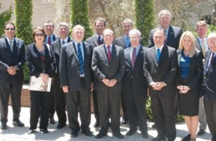 US attorney-generals (photo credit: courtesy)