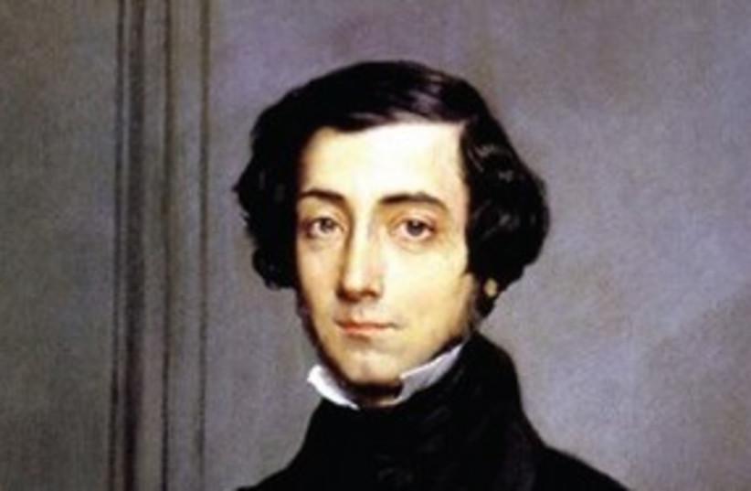 Alexis de Tocqueville_311 (photo credit: Courtesy)