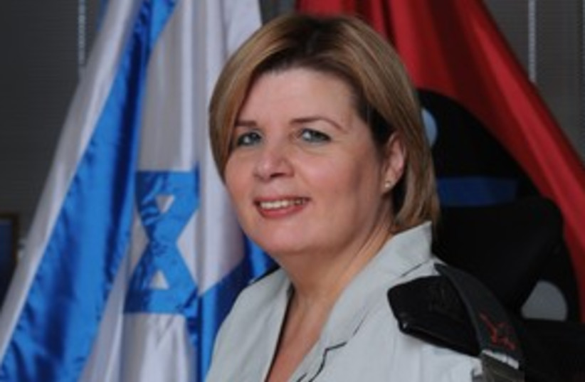Orna Barbivai 311 (photo credit: IDF Spokesperson)